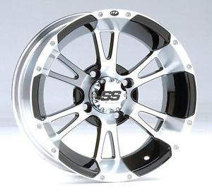 SS ALLOY SS112 SPORT 9x8 4/110 3+5 Machined